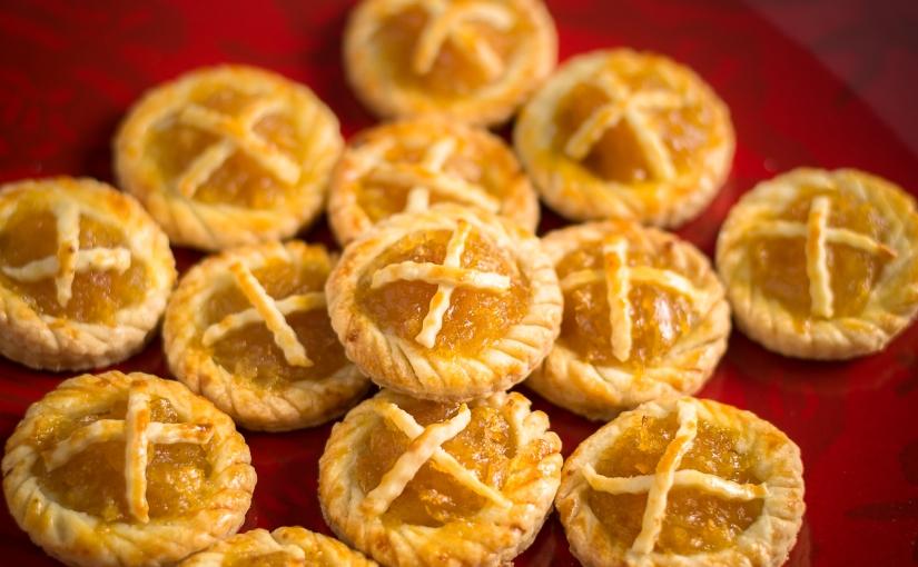 Pineapple Tarts – KuehTair